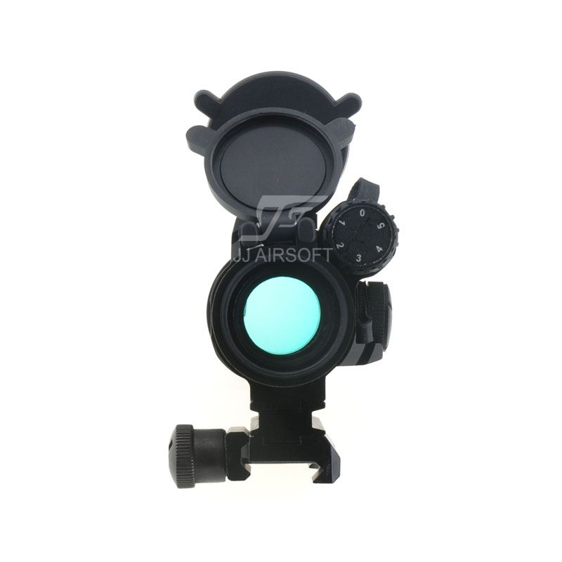 JJ Airsoft M4 Red Dot cu Killflash / Ucide Flash TRANSPORT GRATUIT(ePacket/HongKong Post Air Mail)
