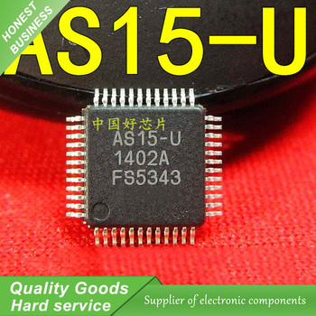 10BUC AS15-U AS15U QFP-48 SMD Bord Logică IC Nou Original Transport Gratuit