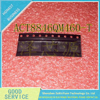 5PCS/LOT ACT8846QM460-T ACT8846QM 8846QM ACTIVE CIP LAPTOP NOU ORIGINAL