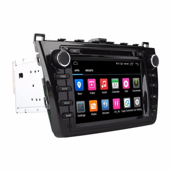 HD 1024 Octa Core 2 gb RAM Android 6.0 Car DVD Player Pentru Mazda 6 Ruiyi Ultra 2008 2009 2010 2011 2012 4G Wifi Radio Stereo GPS