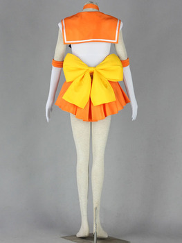 Sailor Moon Minako Aino Sailor Venus halloween cosplay femeie costume